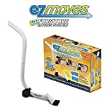 EZ Moves Furniture Moving Pads System (1 Lifter Tool & 8 Sliders)...