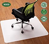 Non-Slip Office Chair Mat - Best Protector of Hardwood Floor and...