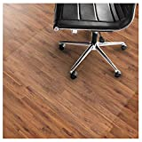 Office Marshal PVC Chair Mat for Hard Floors - 36' x 48' |...