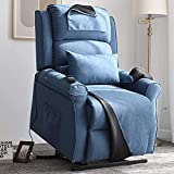 Irene House Power Lift Chair Modern Transitional Chair Lifts for...