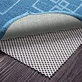 Veken Non-Slip Rug Pad Gripper 8 x 10 Feet Extra Thick Pad for...
