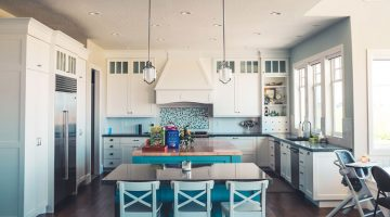 How to update an old kitchen on a budget
