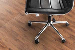 Office Marshal PVC Chair Mat