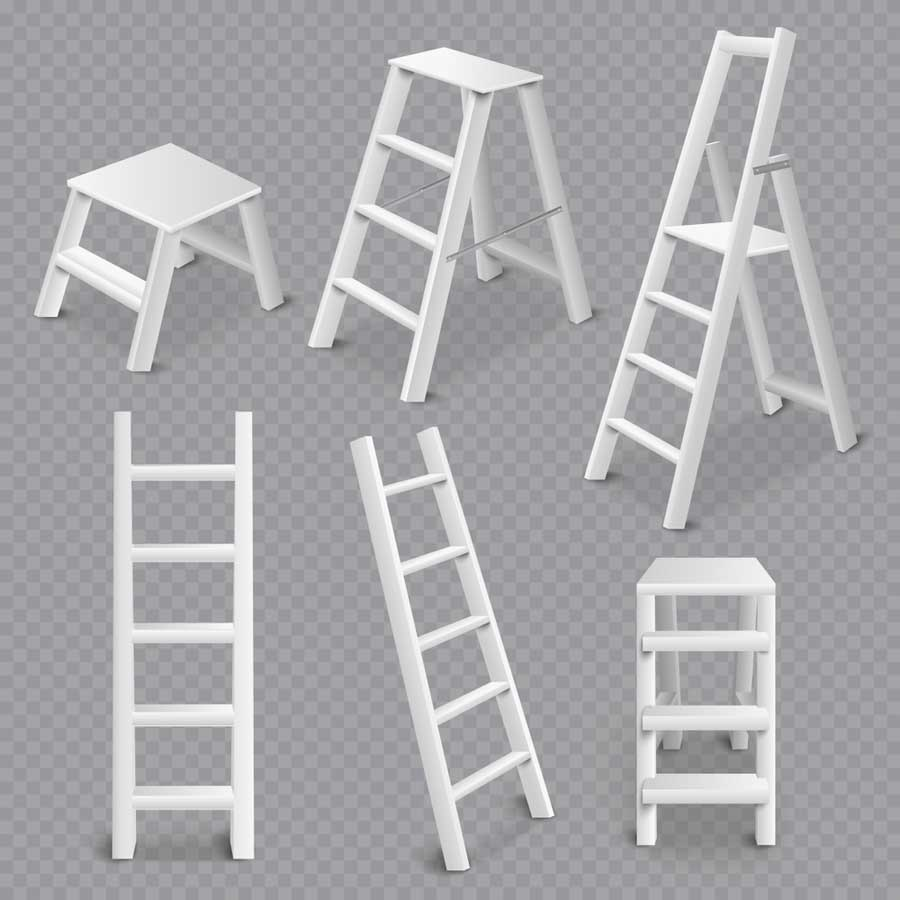 Different ladder