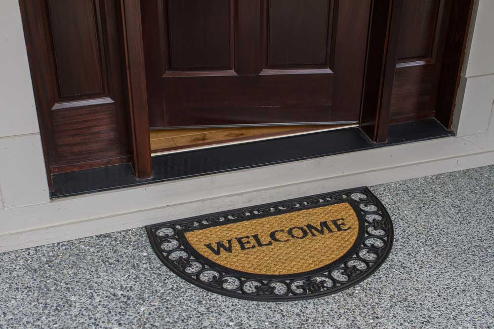 How to Make Doormat