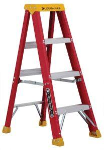 Louisville Ladder 4-Feet Fiberglass Stepladder