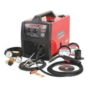 LINCOLN K2697-1 - Best Lincoln MIG Welder for Home Use