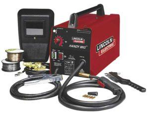 9. Lincoln Electric K2185-1 Handy MIG Welder