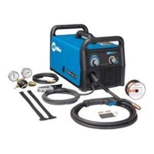 Millermatic 120V Welder for Aluminium & Stainless Steel - Best Mig Welder Under $1000