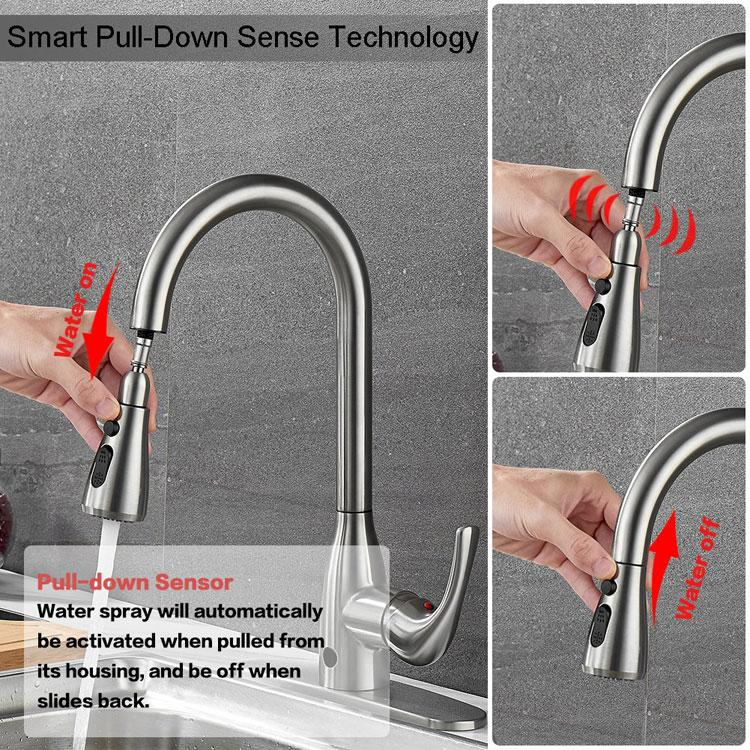 badiJum Touchless Kitchen Faucets user manual