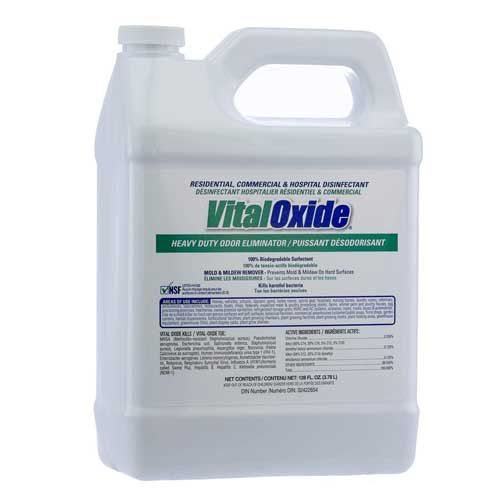 Vital-Oxide Mold and Mildew Remover