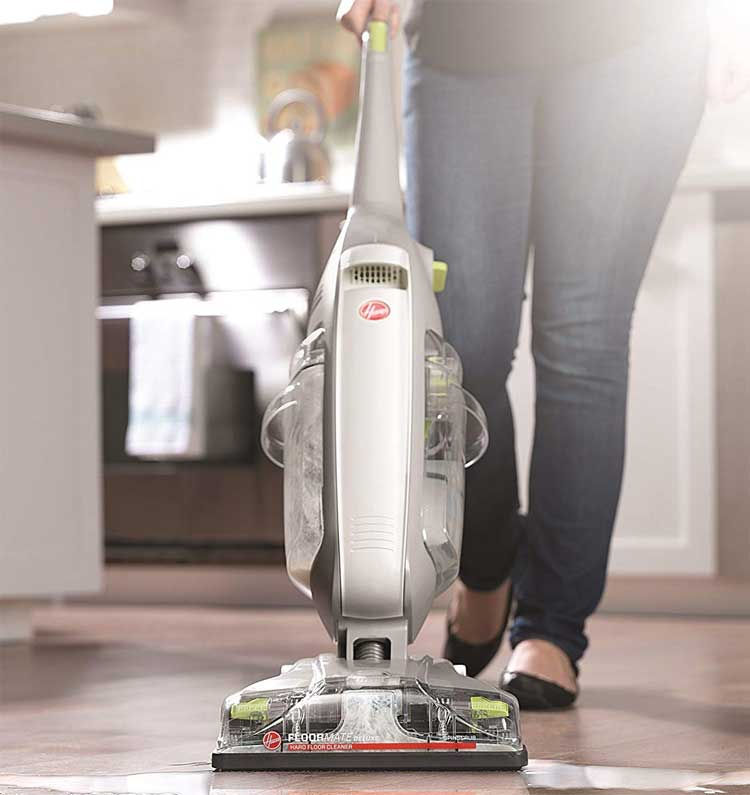 Hoover FloorMate Deluxe Hardwood Floor Cleaner Machine