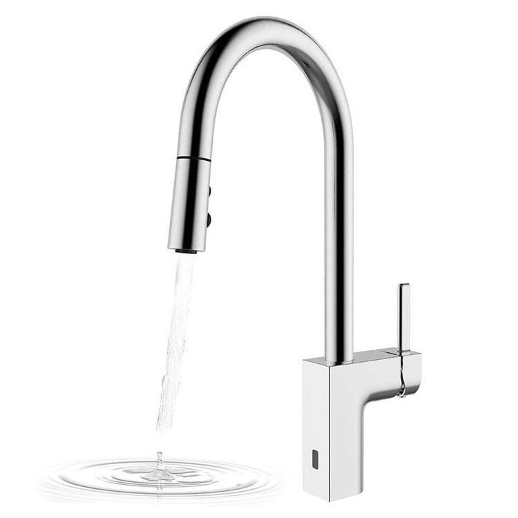 Kitchen Faucets Hands Free