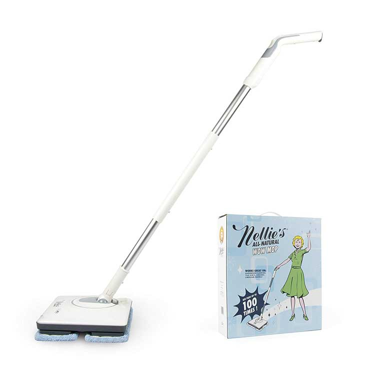 Nellie's Wow Mop- Cordless