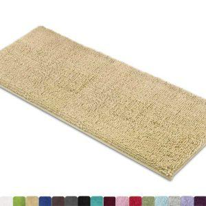MyShine - Non-Slip Bathroom Rugs Shag Shower Mat
