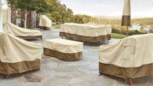 Outdoor Lounge Chair Covers