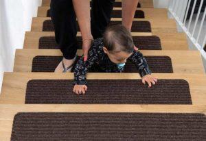 EdenProducts Non Slip Carpet Stair Treads