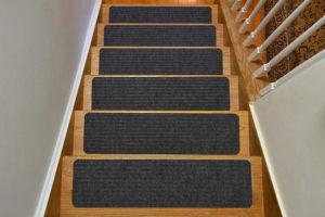 Indoor Skid Slip Resistant Carpet Stair