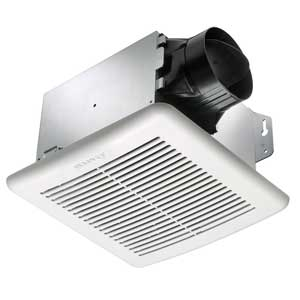 best bathroom exhaust fan with humidity sensor