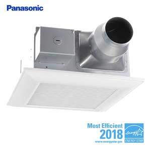 Panasonic FV-08-11VF5 - quiet bathroom exhaust fan