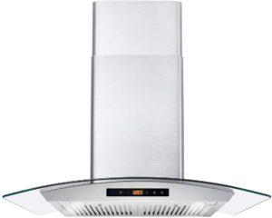 Cosmo-COS-668AS750- Ducted / Ductless Wall Mount Range Hood