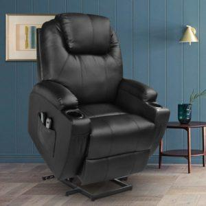 MAGIC UNION Power Lift Massage Recliner for Elderly