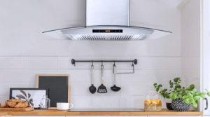 Best Wall Mount Range Hood Reviews In 2020 | Top 10 Picks!