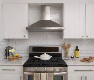 How to Install a Wall Mount Range Hood Yourself 1