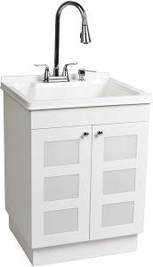 LDR 7712CP - Small bathroom vanity sink combo