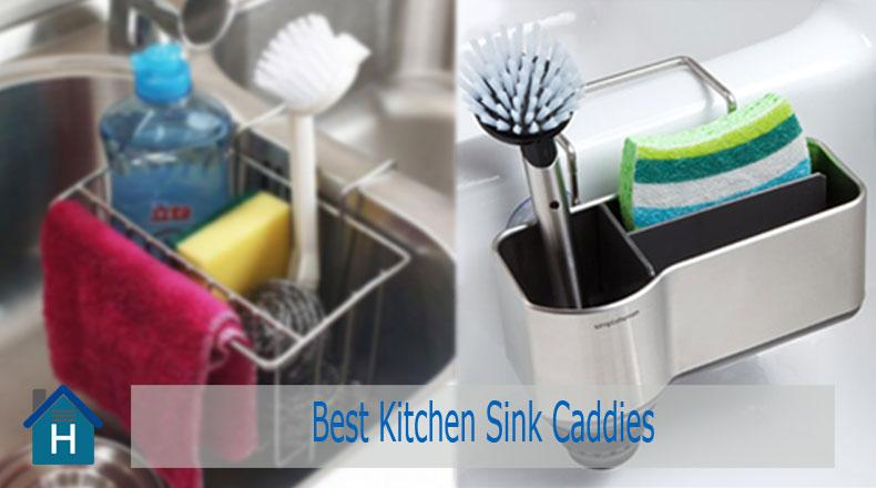 Best Kitchen Sink Caddies