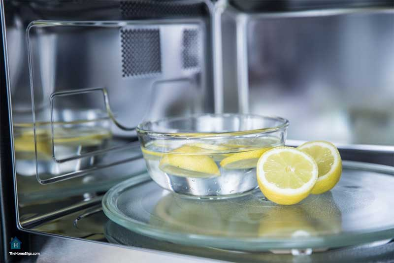 How to Clean Oven with Lemon?