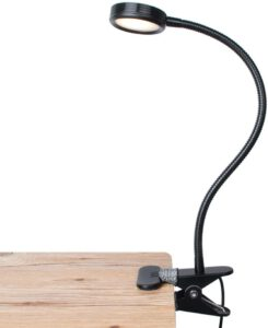Best Clip on reading light for bed headboard