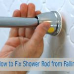 How to Fix Shower Rod from Falling Down with 3 Easy Solutions