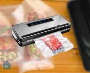 how to use a vacuum sealer machine