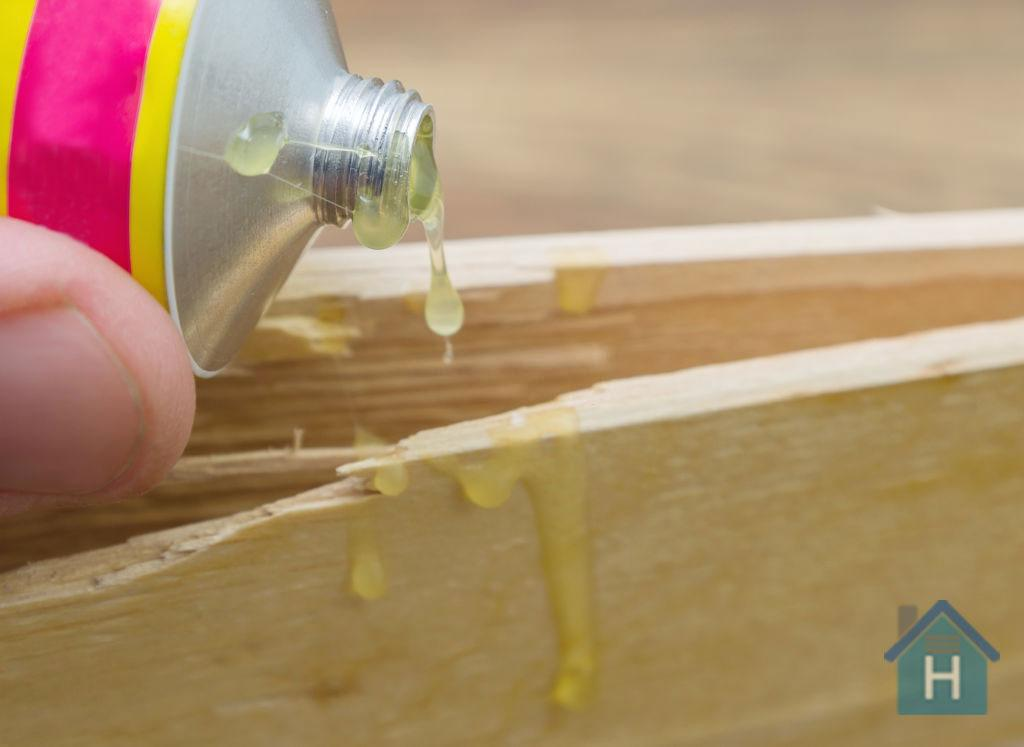 Strong wood glue for furniture