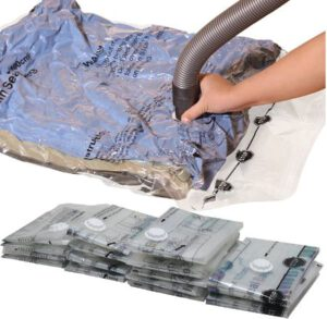 Best Vacuum sealer bags for clothes