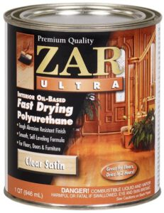 Best Oil Based Polyurethane for Interior Wood Finish