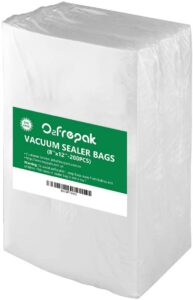 Best Food grade vacuum seal bags