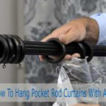 How To Hang Pocket Rod Curtains With A Pin Hook Properly