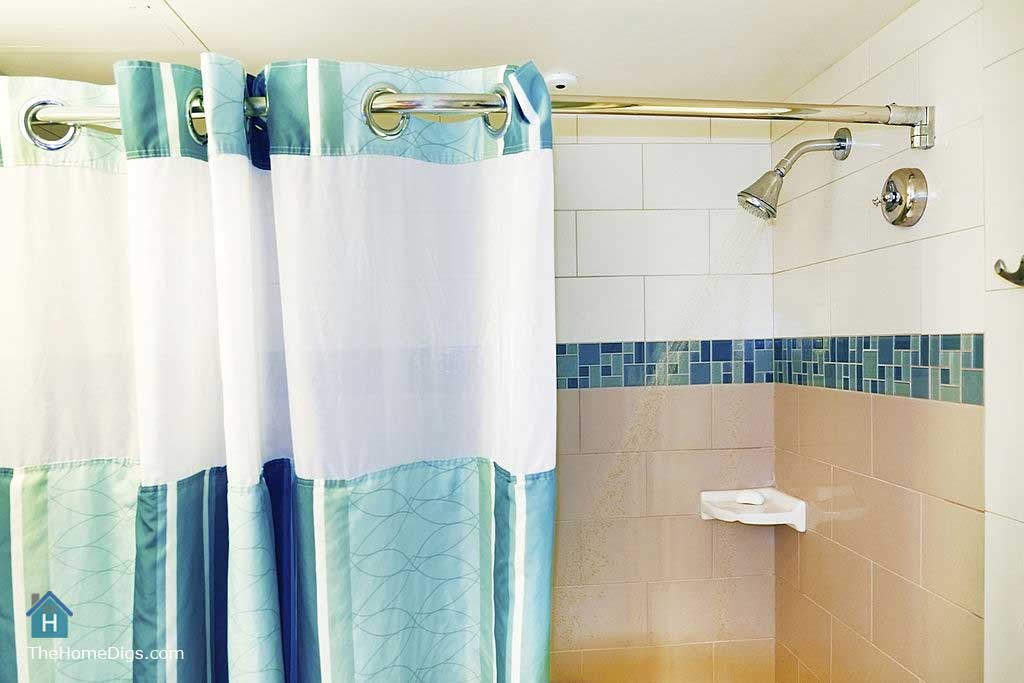 how to wash fabric shower curtain