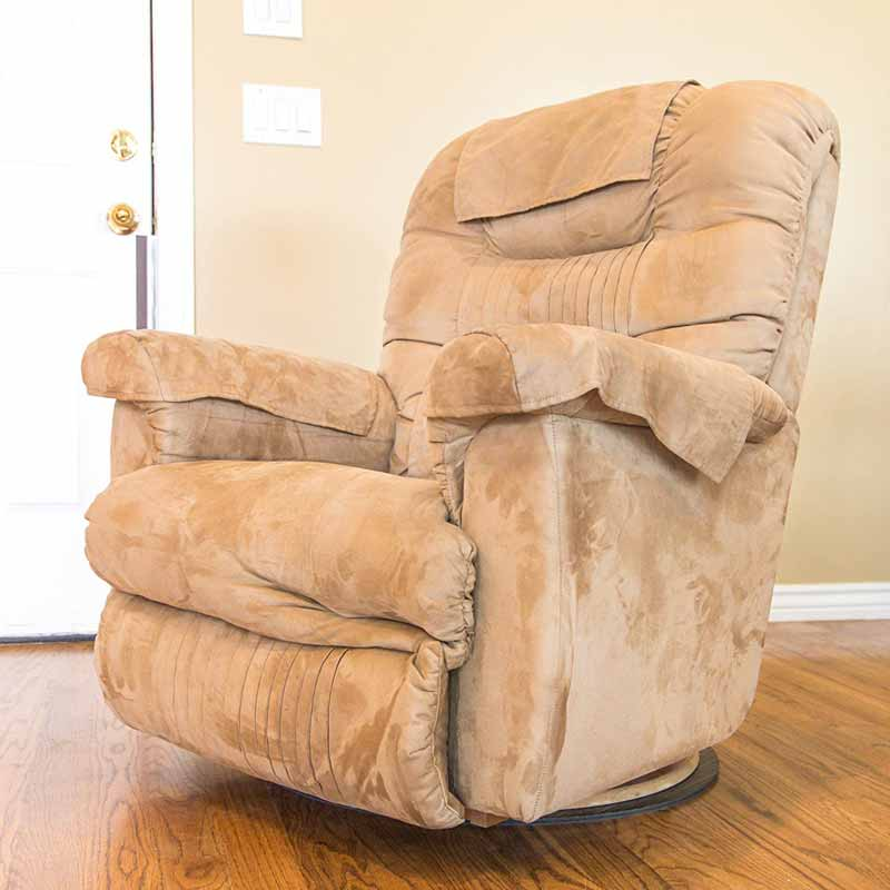 How to Stop a Recliner from Sliding on Hardwood Floors