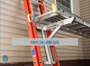 How to Use Ladder Jacks