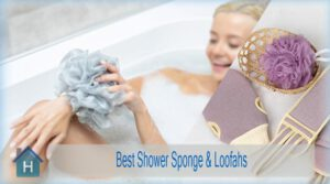 Best Shower Sponge & Loofahs: Top 10 Skin Exfoliating Bath Sponge Loofahs