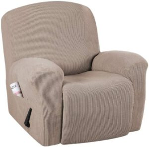 Best recliner chair covers with side pockets