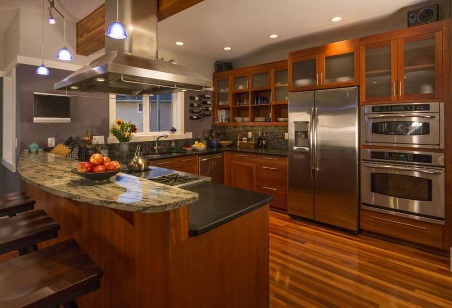 modern kitchen designs photo gallery 25