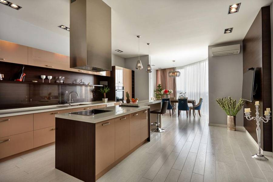modern kitchen designs photo gallery 8