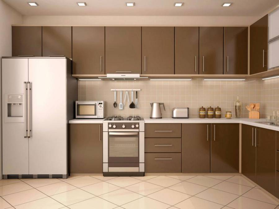 modern kitchen designs photo gallery 9